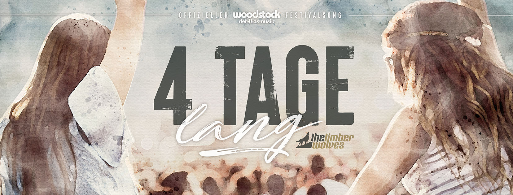 The Timberwolves - 4 Tage lang (offizieller Woodstock-Festivalsong)